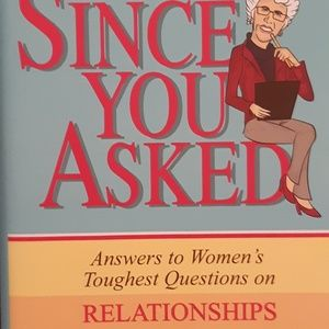 New. Since you asked by Marilyn Meberg. Hardcover